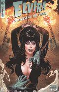 Elvira Mistress of the Dark (2018 Dynamite) 7C