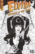 Elvira Mistress of the Dark (2018 Dynamite) 7F