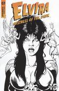 Elvira Mistress of the Dark (2018 Dynamite) 7I