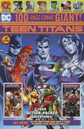 DC 100-Page Comic Giant Teen Titans (2018 DC) Walmart Edition 6