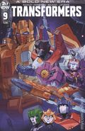 Transformers (2019 IDW) 9A