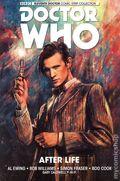Doctor Who TPB (2016-2017 Titan Comics) Eleventh Doctor Comic Strip Collection 1B-REP
