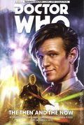 Doctor Who TPB (2016-2017 Titan Comics) Eleventh Doctor Comic Strip Collection 4-REP