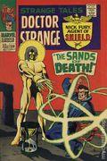 Strange Tales (1951-1976 1st Series) UK Edition 158UK