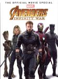 Avengers Infinity War The Official Movie Special HC (2018 Titan Comics) 1-1ST