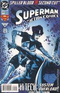 Action Comics (1938 DC) 694