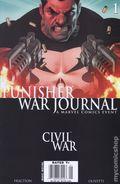 Punisher War Journal (2006-2009 2nd Series) 1A