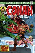 Conan the Barbarian Omnibus HC (2018- Marvel) 2B-1ST