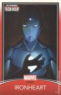 Invincible Iron Man (2017 4th Series) 593G