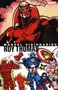 Marvel Visionaries Roy Thomas TPB (2019 Marvel) 1-1ST