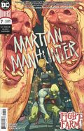 Martian Manhunter (2018 5th Series) 7A