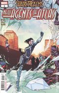 War of the Realms New Agents of Atlas (2019 Marvel) 1G