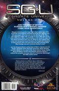 Stargate Universe TPB (2018 American Mythology) SGU 1LTD-1ST