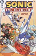 Sonic The Hedgehog (2018 IDW) 19A
