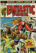 Fantastic Four (1961 1st Series) Mark Jewelers 133MJ