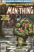 Man-Thing (1979 2nd Series) 9