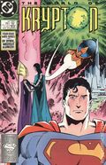 World of Krypton (1987 2nd Series) 4