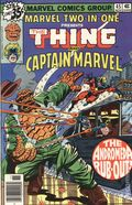 Marvel Two-in-One (1974 1st Series) 45