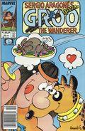 Groo The Wanderer (1985 Mavel) Mark Jewelers 32MJ