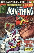 Man-Thing (1979 2nd Series) 7