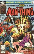 Man-Thing (1979 2nd Series) 8