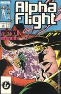 Alpha Flight (1983 1st Series) 50