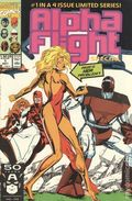 Alpha Flight Special (1991) 1