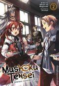 Mushoku Tensei: Jobless Reincarnation SC (2019 A Seven Seas Light Novel) 2-1ST
