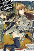Is It Wrong to Try to Pick Up Girls in a Dungeon? On the Side GN (2017 Yen Press) Sword Oratoria 8-1ST