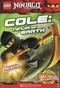 LEGO Ninjago Cole Ninja of Earth SC (2012 Digest) 1-REP