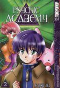 Psychic Academy GN (2004-2006 Tokyopop Digest) 2-REP