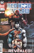 Red Hood and The Outlaws (2016) Annual 3