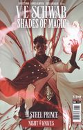 Shades of Magic The Steel Prince (2018 Titan Comics) 8A