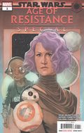 Star Wars Age of Resistance Special (2019 Marvel) 1A