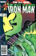 Iron Man (1968 1st Series) Canadian Price Variant 179