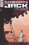 Samurai Jack Lost Worlds (2019 IDW) 3A
