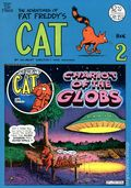 Adventures of Fat Freddy's Cat (1977-1992 Rip Off Press) #2, 8th Printing