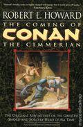 Coming of Conan the Cimmerian SC (2003 Novel) 1-1ST