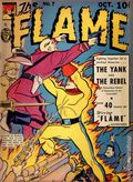 Flame (1940 Fox Features Syndicate) 7