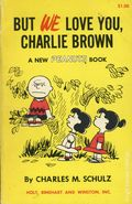 But We Love You, Charlie Brown HC (1959) 1-REP