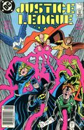 Justice League America (1987) Canadian Price Variant 2