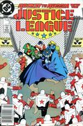 Justice League America (1987) Canadian Price Variant 3