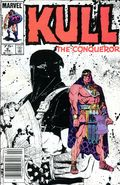 Kull the Conqueror (1983 3rd Series) Canadian Price Variant 8