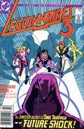 Legionnaires 3 (1986) Canadian Price Variant 1