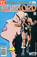 Warlord (1976 1st Series DC) Canadian Price Variant 73