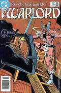 Warlord (1976 1st Series DC) Canadian Price Variant 88