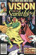 Vision and the Scarlet Witch (1985 2nd Series) 1