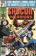 Shogun Warriors (1979) 20