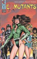 Ex-Mutants (1987) 40 Page Reprint Special 6