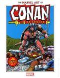 Marvel Art of Conan the Barbarian HC (2019 Marvel) 1-1ST
